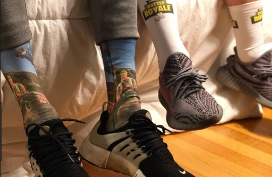 fortnite socks