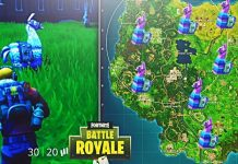 fortnite supply llama locations