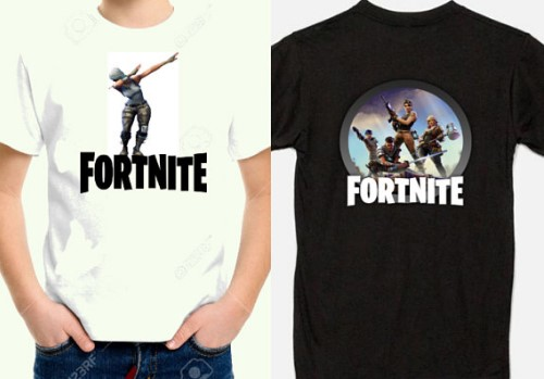 fortnite t shirts